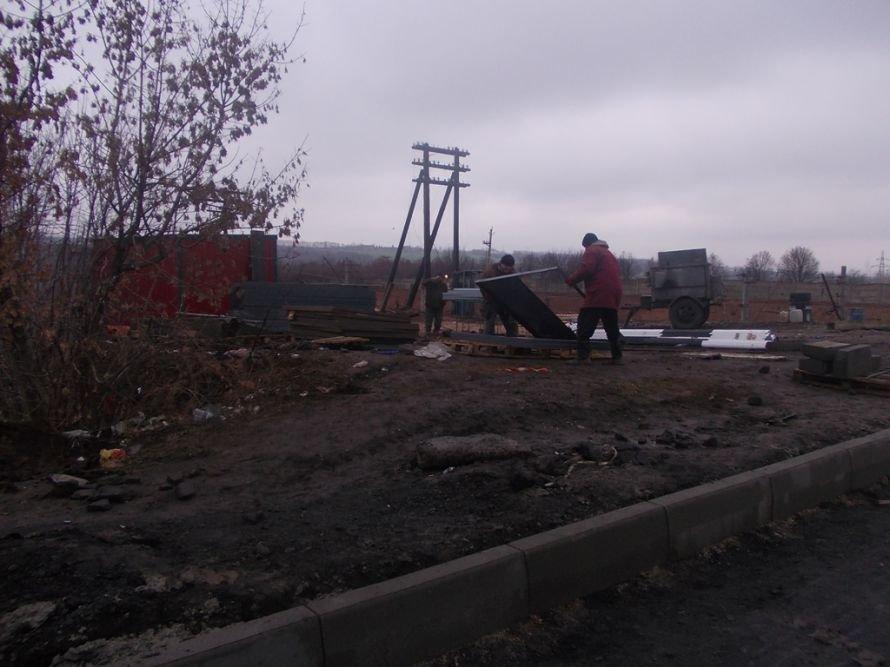 Артемовск: мост по Леваневского откроют 20 декабря, фото-7