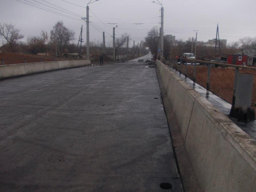 Артемовск: мост по Леваневского откроют 20 декабря, фото-3