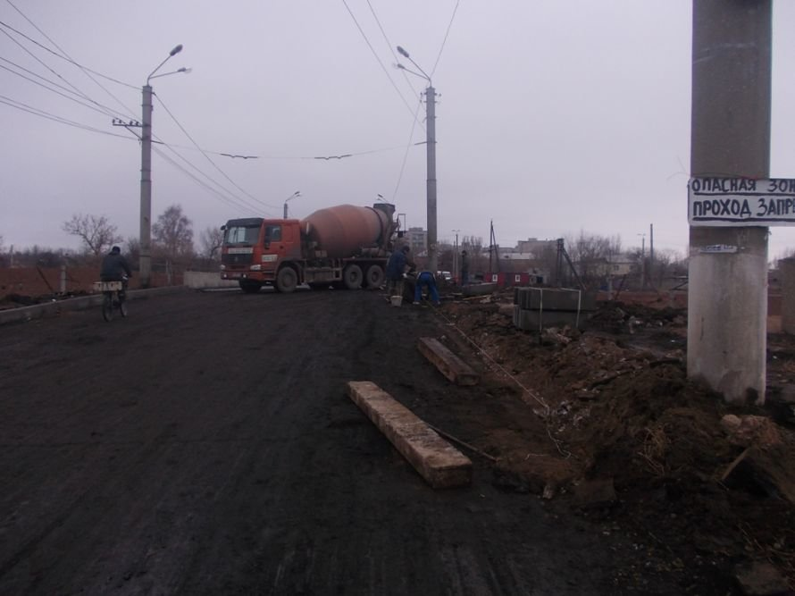 Артемовск: мост по Леваневского откроют 20 декабря, фото-4