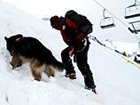В итальянских Альпах снежная лавина накрыла лыжников, фото-1