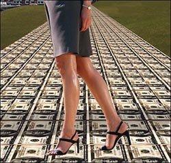 В Украине появилась женщина-миллиардер!, фото-1
