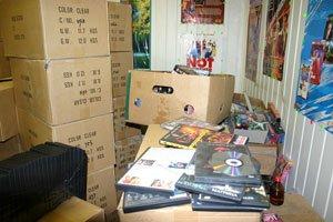 Из компакт-дисков изъятых в Мариуполе делают взрывчатку, фото-1