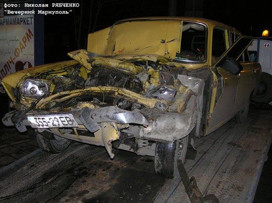 Авария возле Дома Связи (фото), фото-1