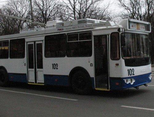 Новые троллейбусы в Мариуполе, фото-1