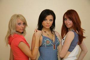 Новая московская поп-группа создана из мариупольских девушек, фото-1