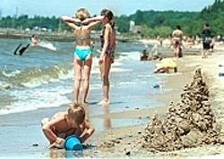 """Когда откроют пляж возле гостинницы """"Турист""""?, фото-1"""