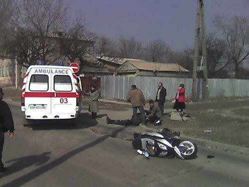 Очередная жертва дорог Мариуполя, фото-1