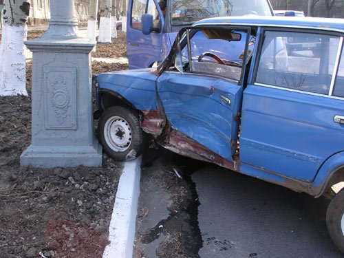 Авария  на улице Артема (фото), фото-1
