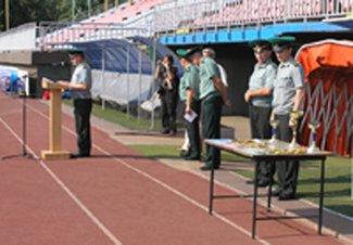 Чемпионат по мини-футболу среди пограничников, фото-1