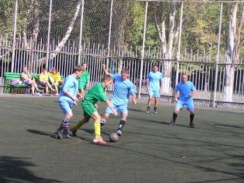 Чемпионат по мини-футболу cреди слабовидящих, фото-1