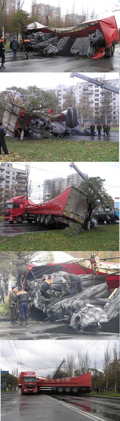 Авария на пр. Строителей (ФОТО), фото-1
