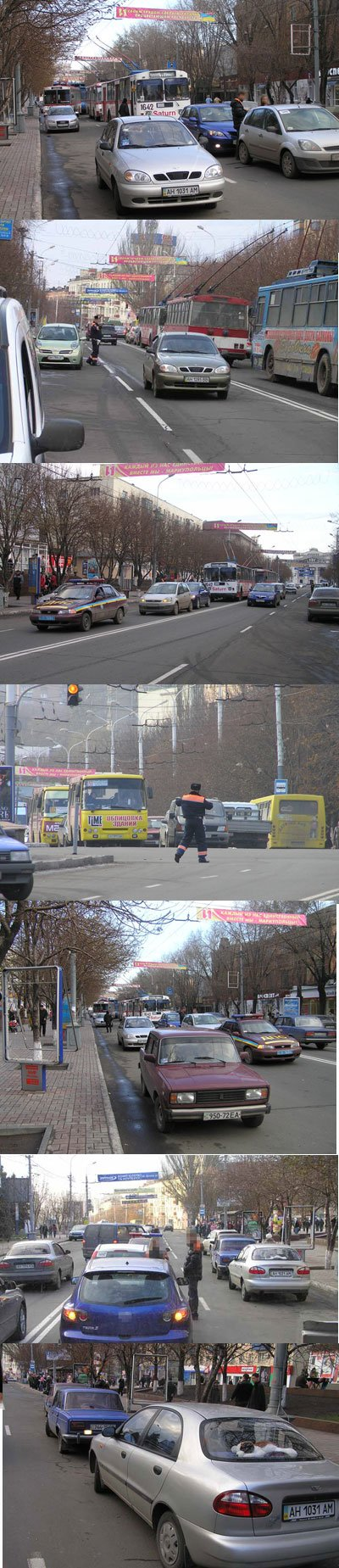 Авария напротив универмага (ФОТО), фото-1