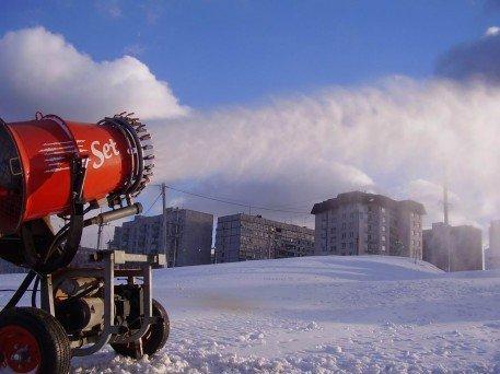 В Мариуполе уже лежит 40 см снега! (ФОТО), фото-1
