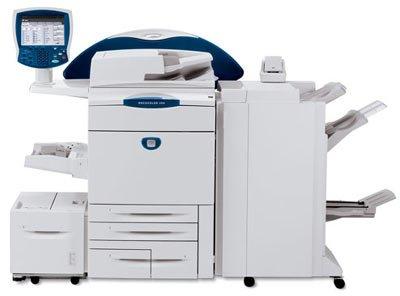 Инсталляция первой в Мариуполе цифровой печатной машины Xerox DocuColor 242 (реклама), фото-1