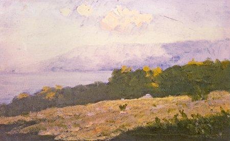 Крым. Южный берег. 1887. Фото с сайта Русского музея