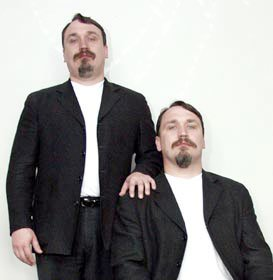 Брати-близнюки Капранови у Марiуполi (укр), фото-1
