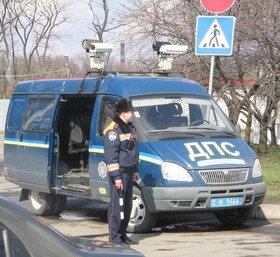 Донецкие дороги патрулирует система видеонаблюдения «Ураган», фото-1