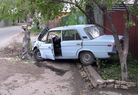 ДТП на Бахмутской, фото-1