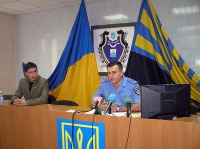 Cостоялся брифинг о раскрытии убийства 4-х человек в Мариуполе (видео) , фото-1