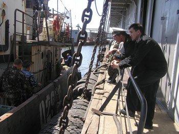 Задержано крупное судно браконьеров (фото), фото-1