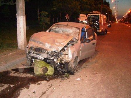 Ужасная авария на Строителей (фото), фото-1