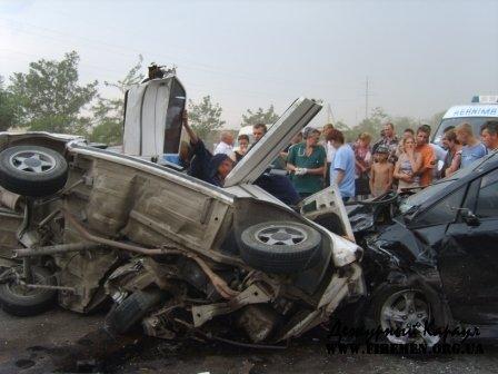 ДТП на Володарском шоссе (фото), фото-1