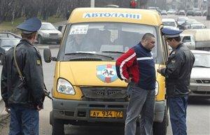 За отказ возить льготников маршрутчиков ждет штраф в 1700 гривен , фото-1