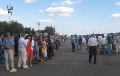 Авиашоу в аэропорту Мариуполя (фото), фото-1