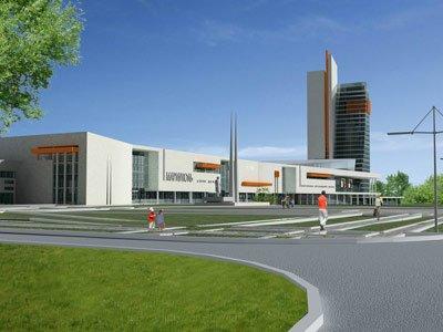 $120 млн инвестируют в строительство ТРК «Мариуполь-Сити» , фото-1