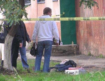 Убийство в Ильичевском районе (фото), фото-1