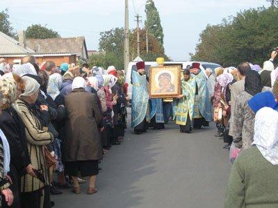 Крестный ход с иконами и мощами святых в Мариуполе (фото), фото-1