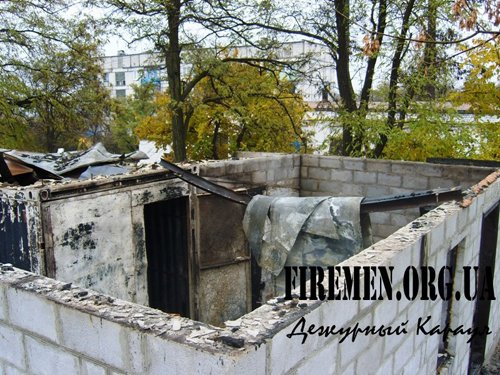 В Мариуполе сгорел храм (фото), фото-1