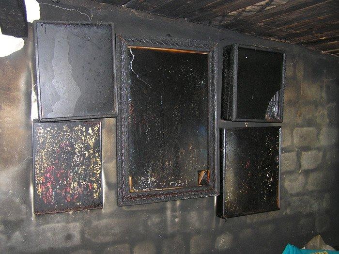 Церковь ограбили, а потом сожгли? , фото-1