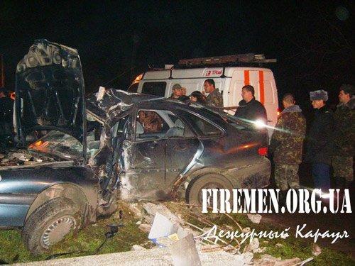 В Приморском районе авария со смертельным исходом , фото-1