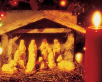 Православные отмечают Рождественский сочельник, фото-1