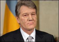 Ющенко отложил переход армии на контракт на пять лет, фото-1