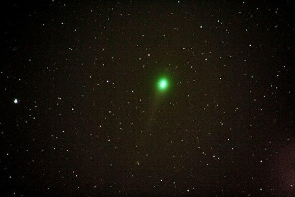 Комета Лулинь