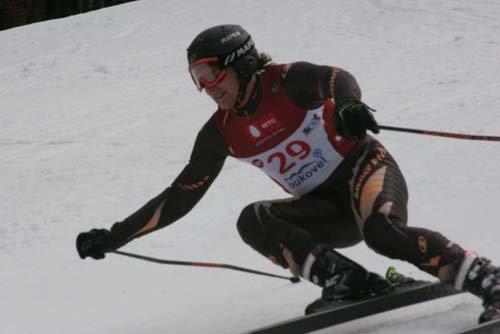 Мариуполец - бронзовый призер чемпионата Украины по горным лыжам! (ФОТО), фото-1