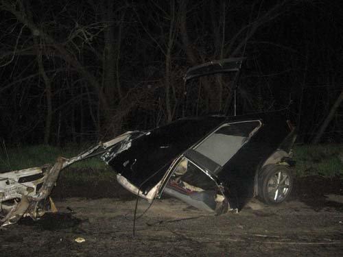 Фотофакт. Авария на трассе Запорожье  - Мариуполь унесла жизни двух человек, фото-1