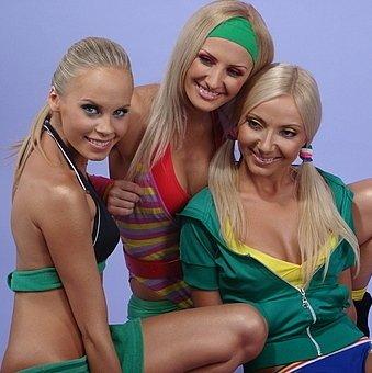 Мариупольчанка в отборочном туре конкурса «Новая Волна 2009», фото-1