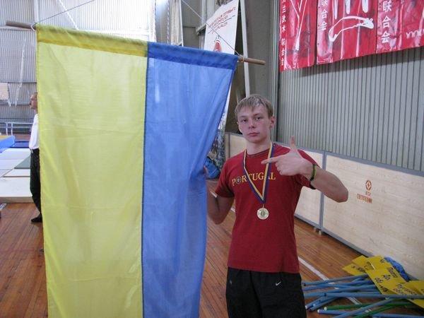 Мариупольский студент – чемпион Украины по ушу-саньда (ФОТО) , фото-1
