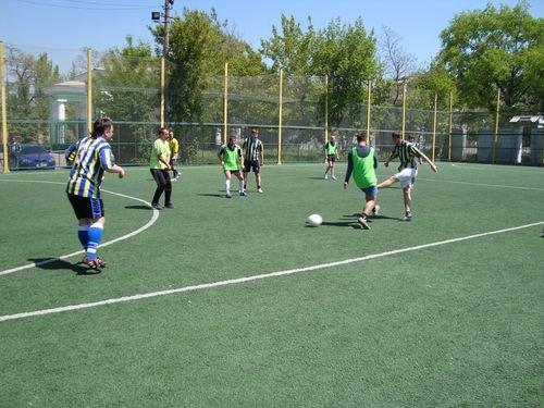В Мариуполе стартовал молодежный чемпионат  города по мини-футболу (ФОТО) , фото-1