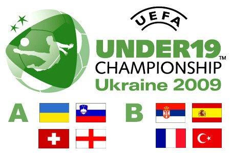 Жеребьевка Евро-2009 (U-19) в Донецке и Мариуполе , фото-1
