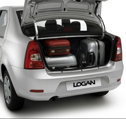Акция на Dacia Logan в в автоцентре  Renault «Компания Алекс»  в  Мариуполе, фото-1