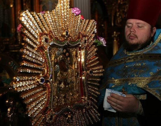 Завтра в Мариуполь прибудет Почаевская икона Божией Матери (ФОТО), фото-1