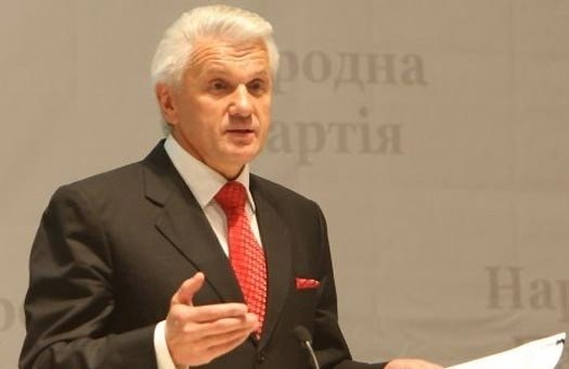 Владимир Литвин: Вопросы повышения соцстандартов перевели в политическую плоскость
