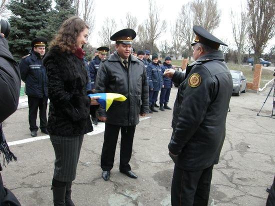 Мариупольские спасатели получили новую технику (ФОТО), фото-1