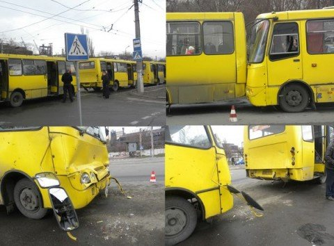 Тройное ДТП на проспекте Ильича. Пострадало 6 человек