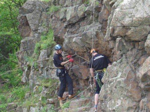 Под Мариуполем туристы будут покорять приазовские скалы, фото-1