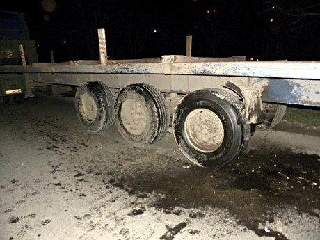 ДТП на улице Куприна. Грузовое такси столкнулось с металловозом (ФОТО) , фото-1